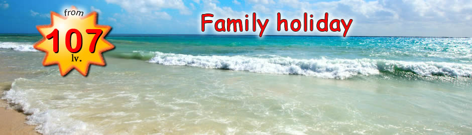 Unforgettable family holiday in Sunny Beach